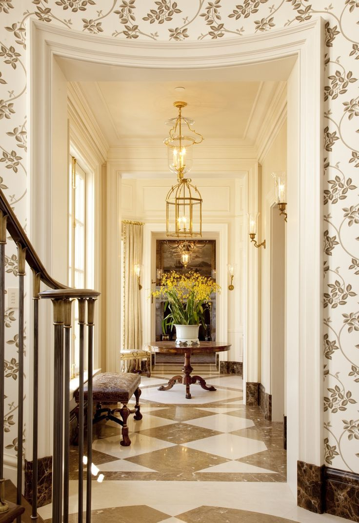 Entry Decorating Ideas From the Portfolio of Suzanne Tucker/Tucker ...