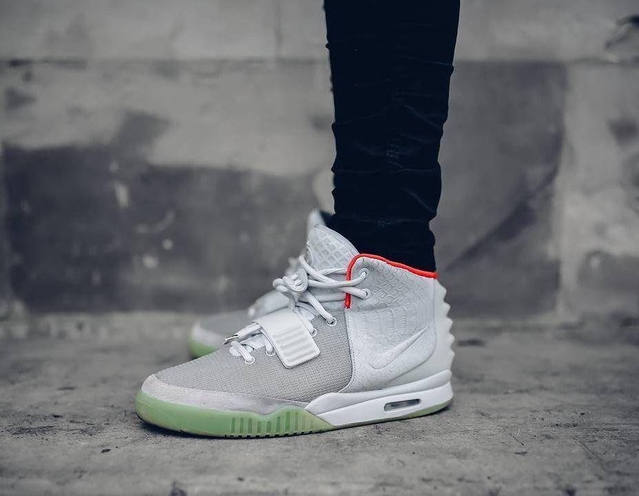 e391234874b Nike Air Yeezy 2