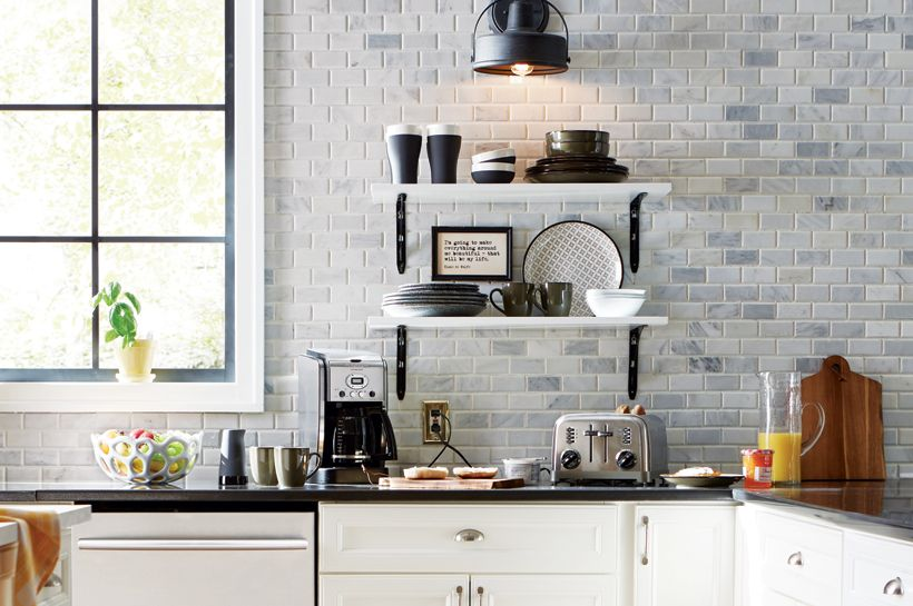 Modern Farmhouse Kitchen | Shop the Look | Home Depot | Renovations ...