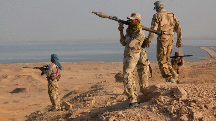 Depósito de armas químicas no Iraque cai para as mãos ISIS