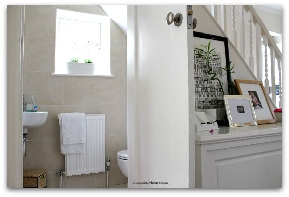 Lighting Basement Washroom Stairs: How To Use The Space Under The Stairs Effectively