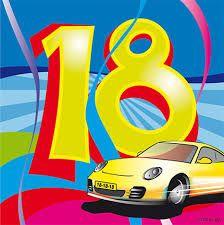 18 jaar jarig Afbeeldingsresultaat voor 18 jaar jarig | More Birthday 's  18 jaar jarig