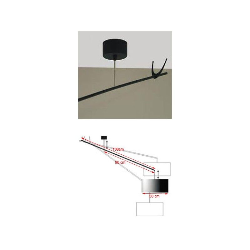 suspension d port e newton bricolage survie design lighting decor. Black Bedroom Furniture Sets. Home Design Ideas
