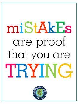 Inspirational Teacher Classroom Quote