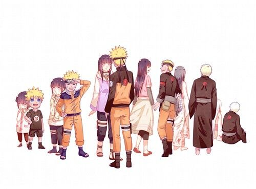 Getting old together <3 Oh my gosh making me cry  | NARUTO