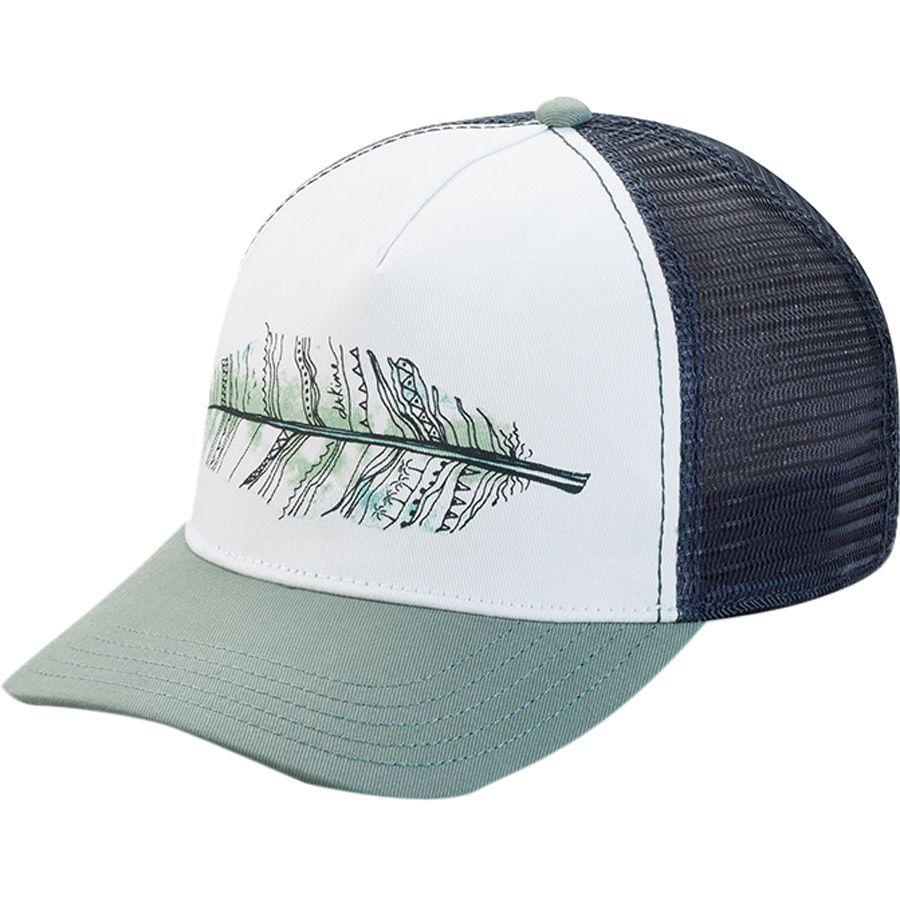 Dakine Feather Trucker Hat Women S Hut Snapback Wolle Kaufen