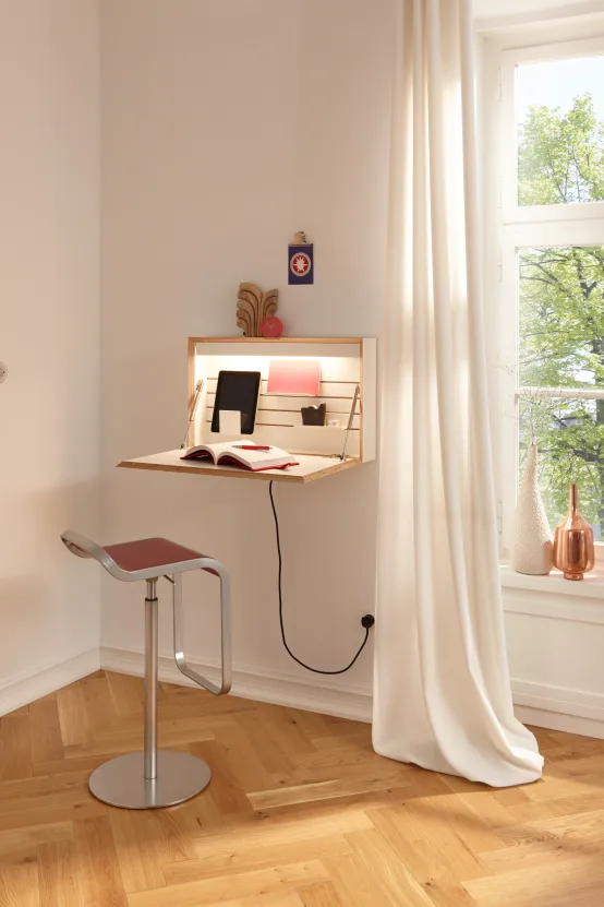 Photo of Multifunctional furniture with an eye-opening effect