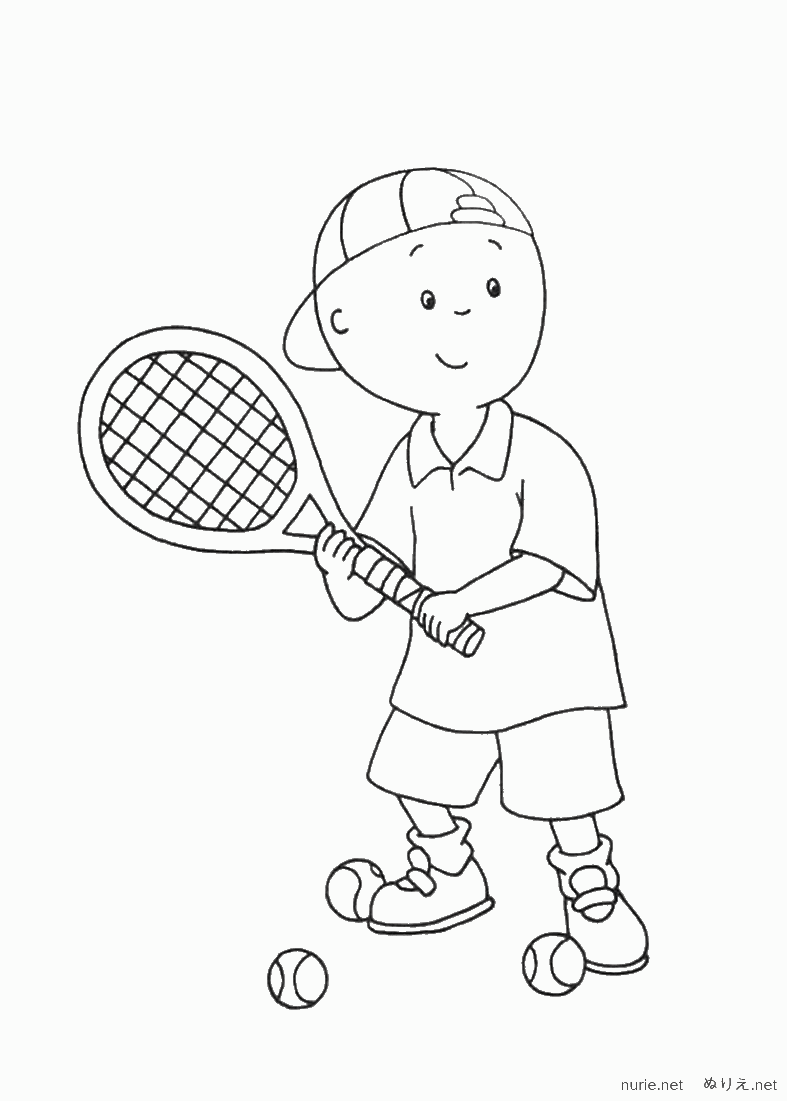 caillou-nurie-015 - caillou-nurie-015.png | Sport | Pinterest