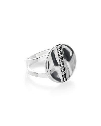 Ippolita 925 Senso & 153 Disc Ring with Diamonds Bgb44G