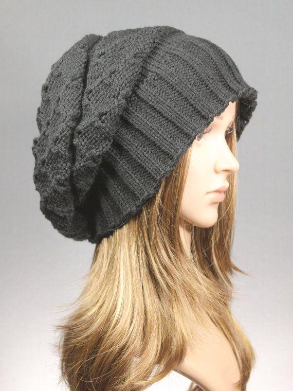 4c972aeb324 Chunky Slouchy Hat