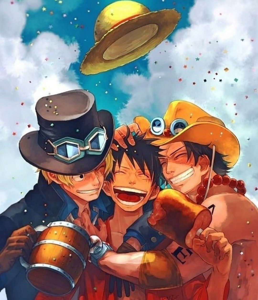 Hot Japan Anime One Piece Wall Scroll Poster cosplay 724