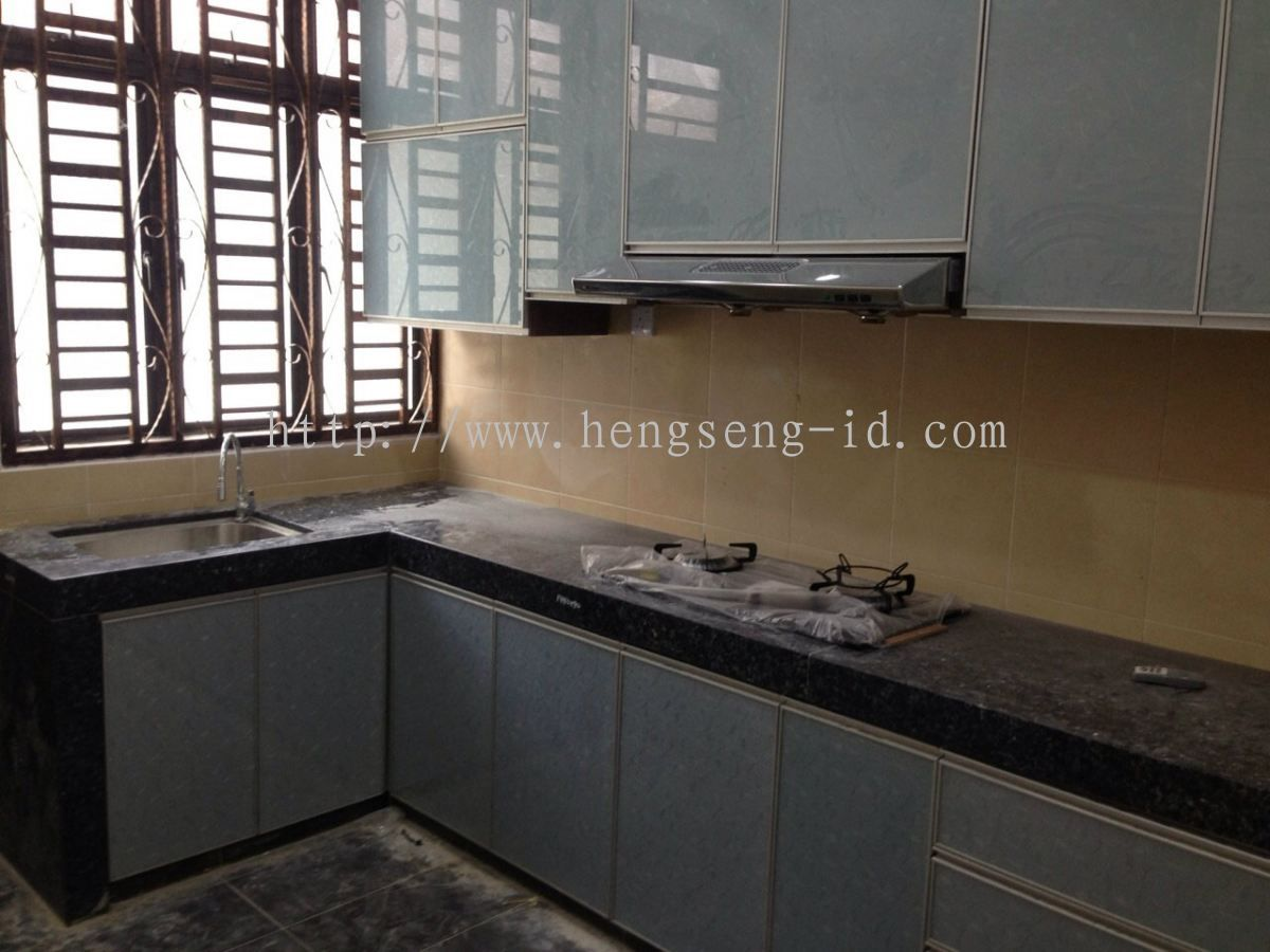 Johor Bahru Jb Reka Bentuk Dapur Daripada Heng Seng Interior Design Amp R