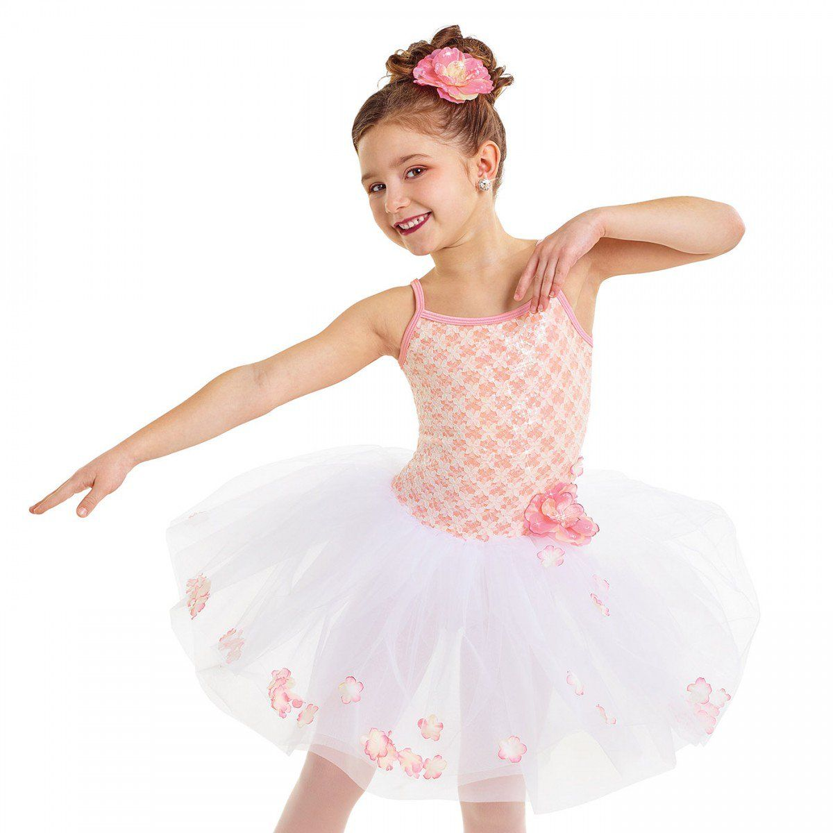 Smell The Roses Tutu Cute Costumes Toddler Dance Dance
