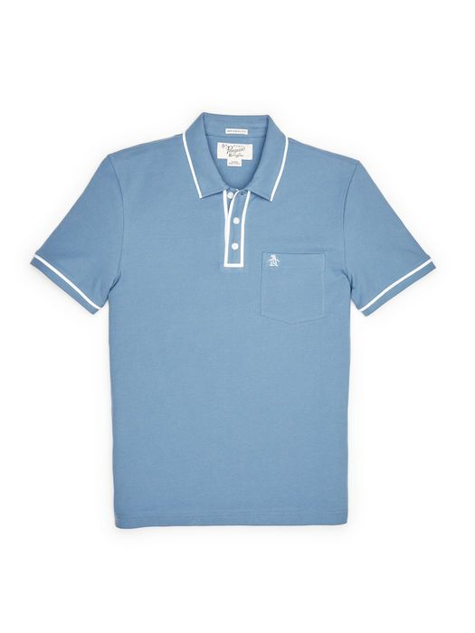 1b60aef9d Men's Earl Polo Shirt - Light // Original Penguin | This Just In ...