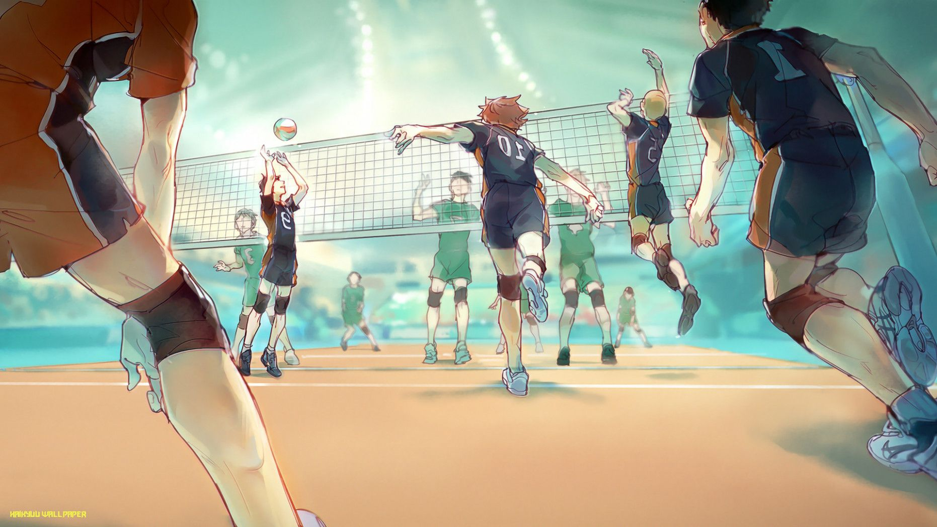 Reasons Why Haikyuu Wallpaper Is Getting More Popular In The Past Decade In 2020 Haikyuu Wallpaper Haikyuu Haikyuu Anime