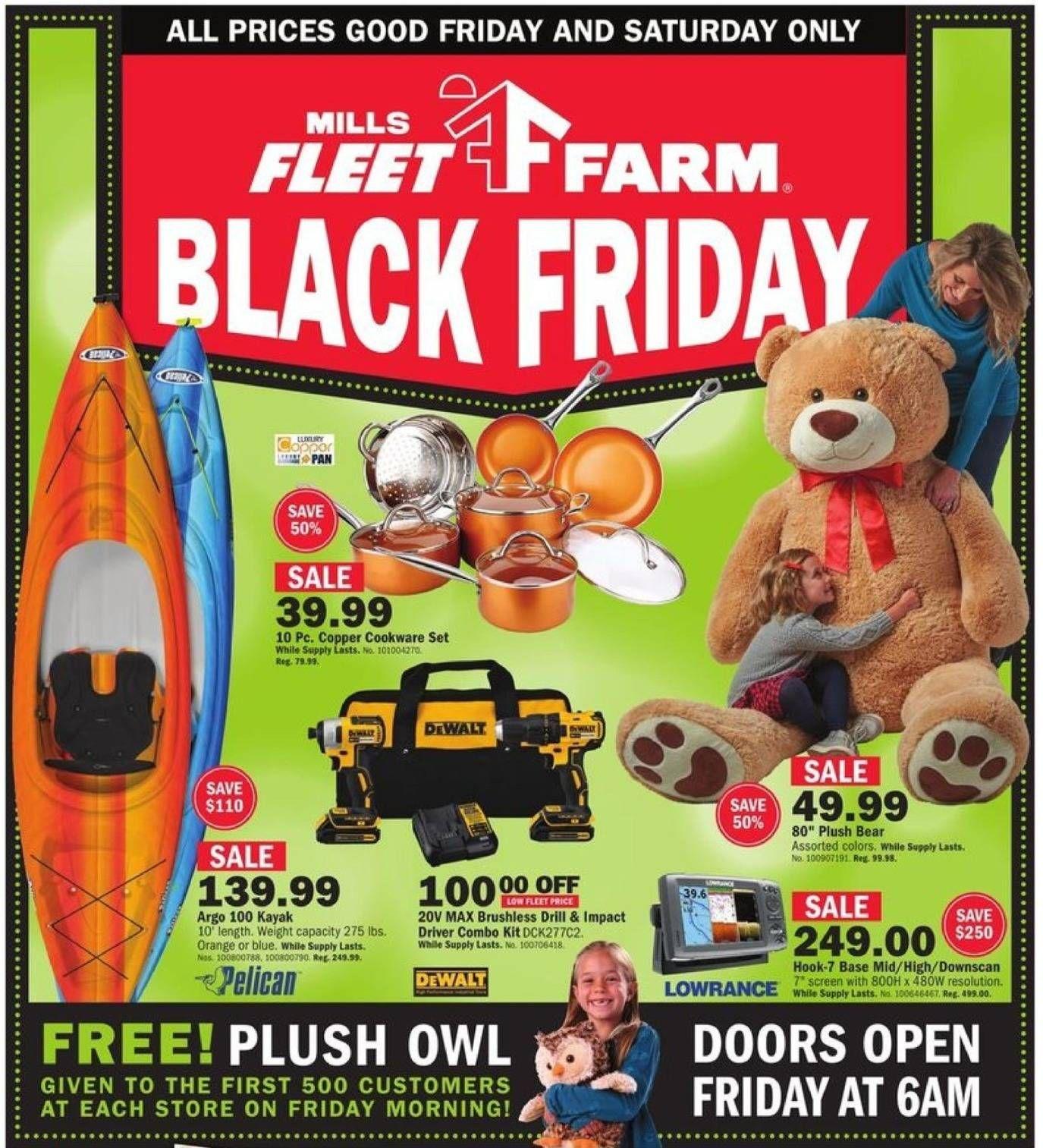 Fleet Farm 2019 Black Friday Ad Fleet Farm Mills Fleet Farm Black Friday