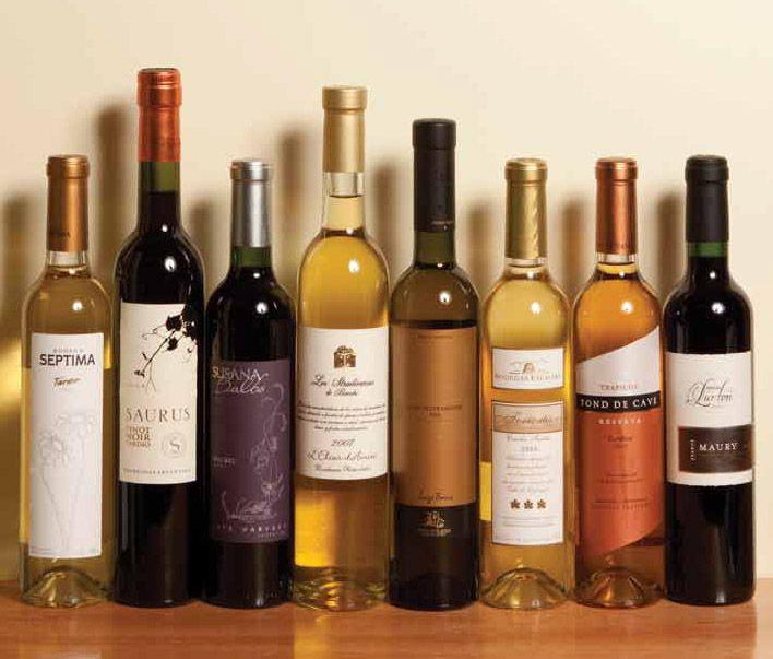 Vinos Dulces Botellas De Vino Etiquetas De Vino Vinos