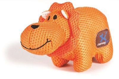 Lil Roamers Mesh Lion Dog Toy Dog Toys Lion Dog Dog Toy Box