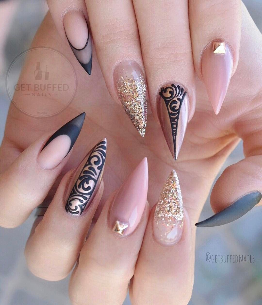 Pin by ForeverKayliee on Nails Bags and Girly stuff.