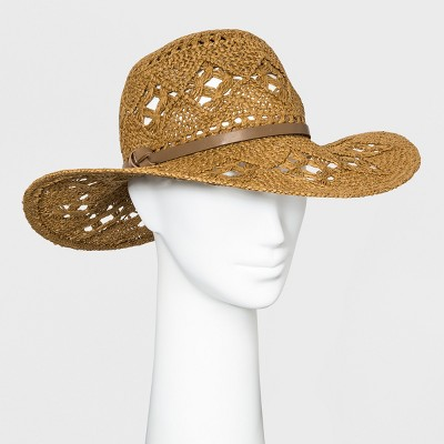 aa7a0e87 Finish off your warm-weather style with the Floppy Hat from A New Day™