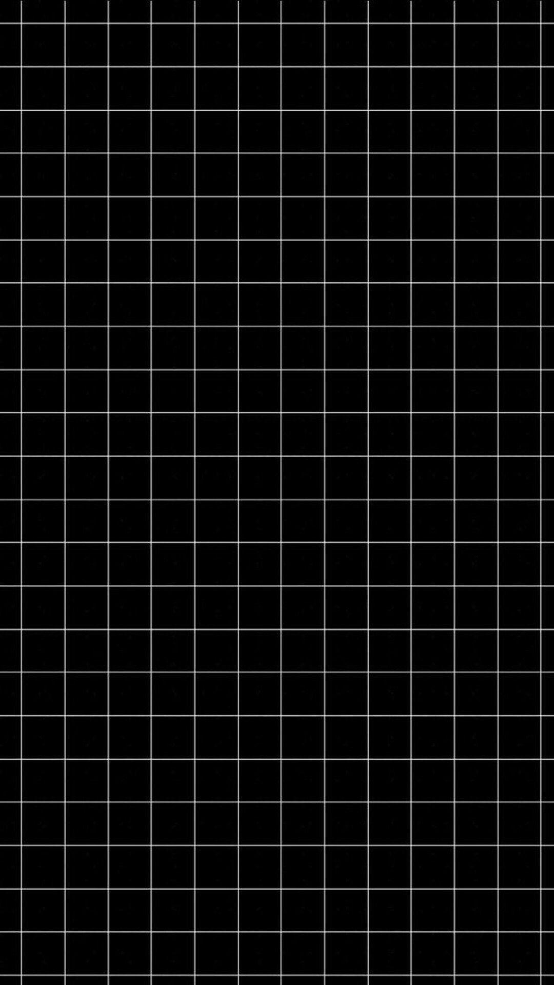 Pin By Samara Varela On Pattern Print New Wallpaper Iphone Iphone Wallpaper Grid Black Wallpaper Aesthetic black grid wallpaper