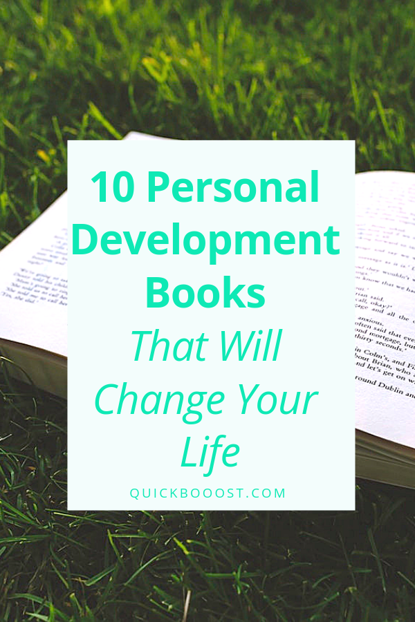 Best Personal Growth Books Of All Time