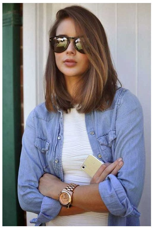 Photo of 17 Long Bob Hair Color 2019 – – Stilige ideer for Long Bob Hair Color #longbob #lo …