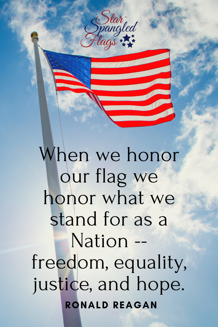 Starspangledflags Com American Flags Get 10 Off Your Order Use Code Pin10 American Flag Quote Patriotic Quotes American Quotes