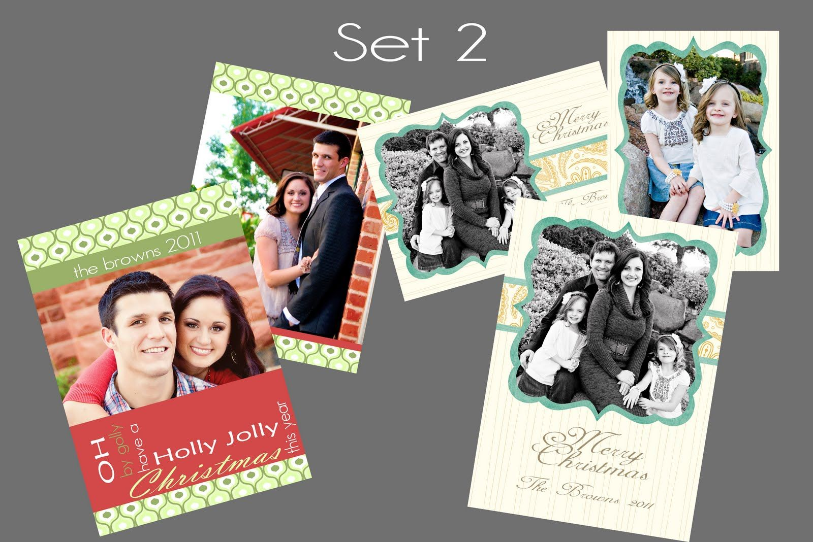 15 For 4 Sets Of Christmas Card Templates For Photographers Or Photoshop Users Photoshop Actions For Photographers Christmas Card Template Photoshop