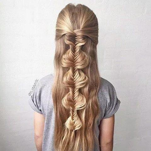Yay or Nay??? Credit @n.starck  #hairsgallery
