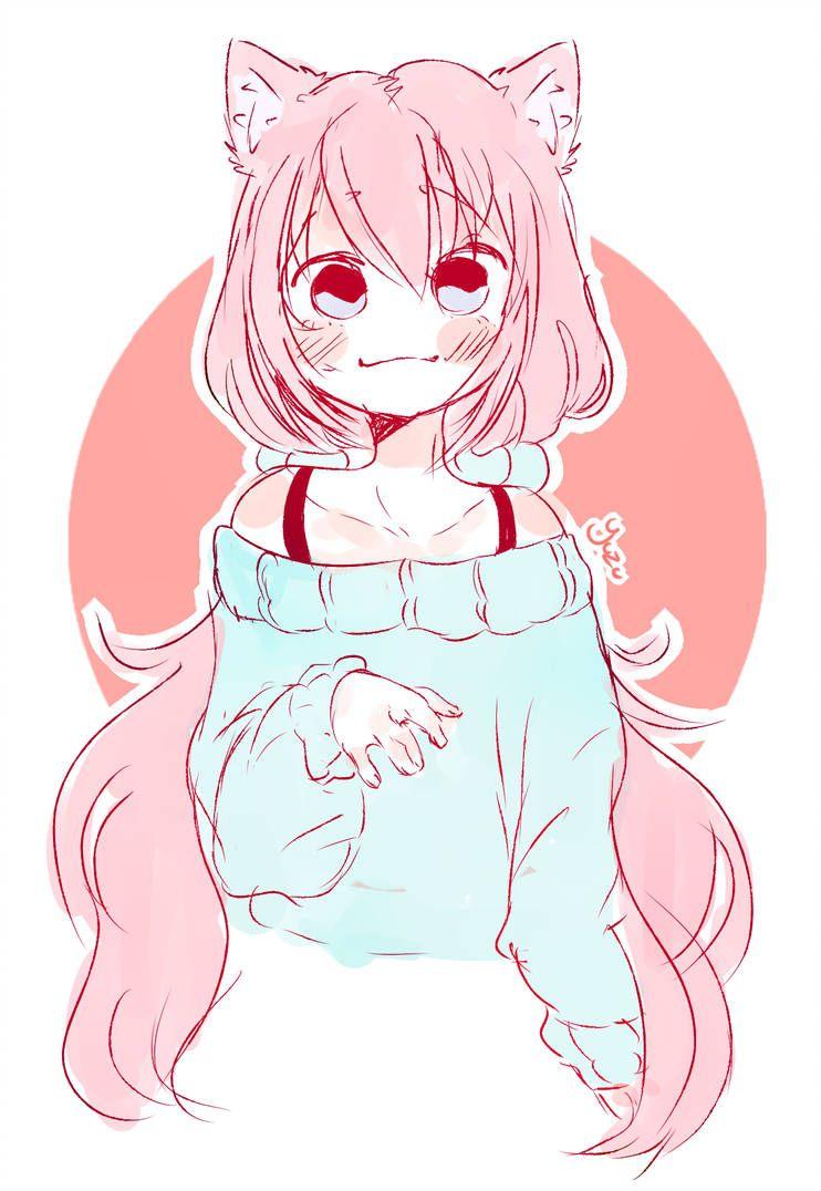 Chiye By Ryuiko Anime Art Girl Anime Art Cute Anime Chibi