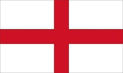 St George England 5 X 3 Feet Flag Polyester Flags English Cross Of Saint English Cross Of St George Country Flag England Flag St George Flag English Flag