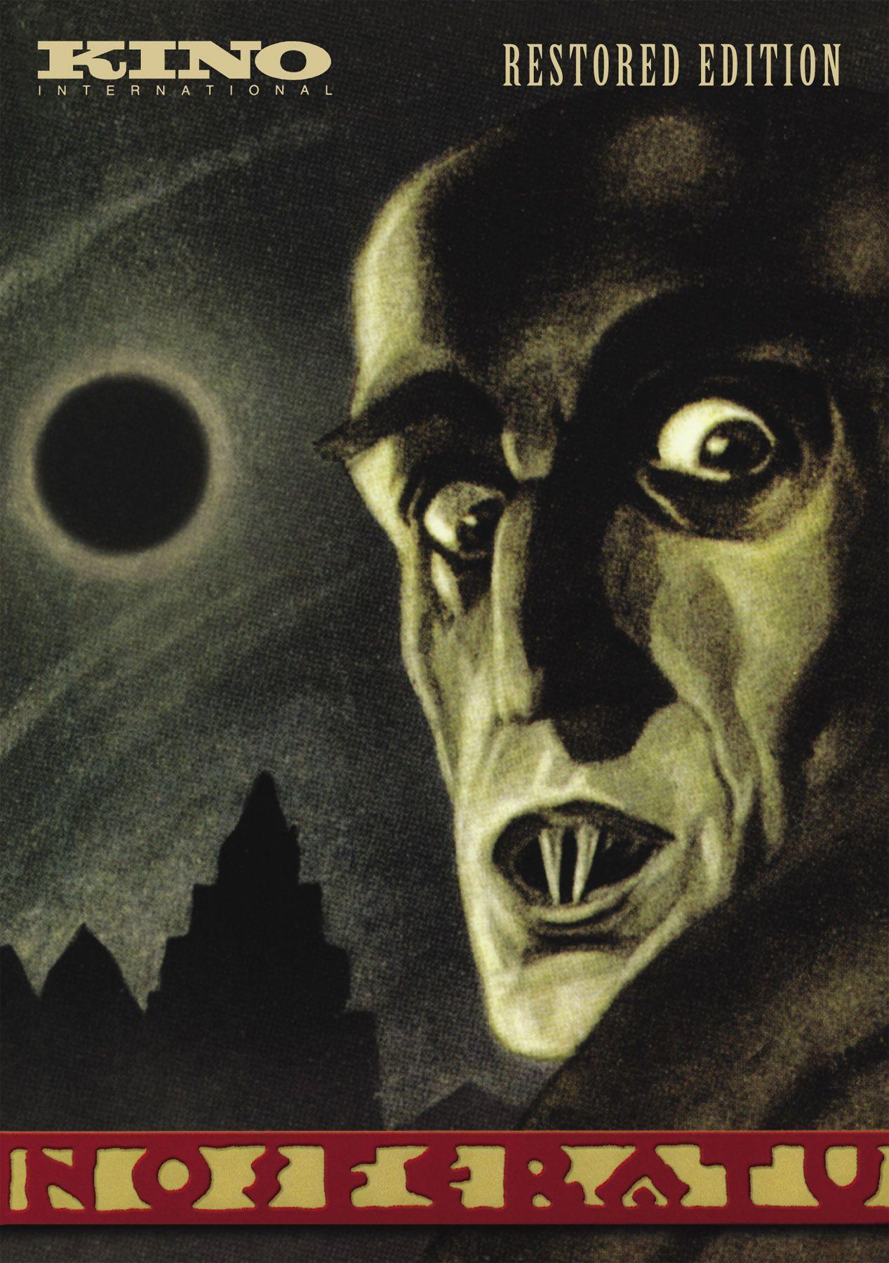 cartel de la pelicula nosferatu