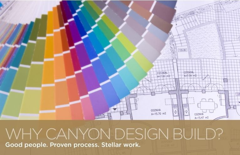 Canyon Design Build One Company One Team Concept To