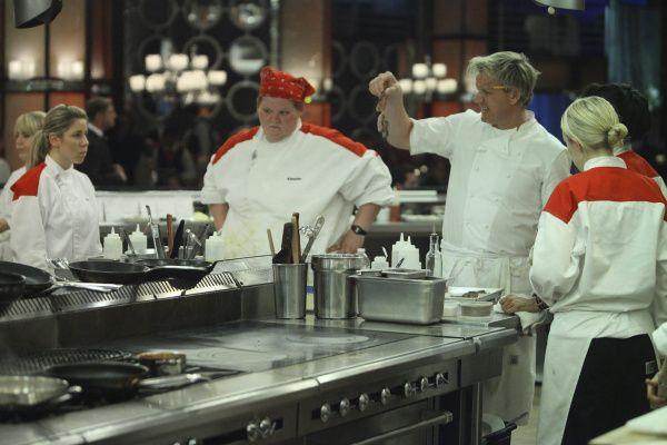television irascible chef ready to boil as cooking shows resume