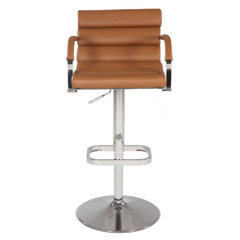 Cool Chintaly Danielle Pneumatic Gas Lift Swivel Height Bar Stool Caraccident5 Cool Chair Designs And Ideas Caraccident5Info