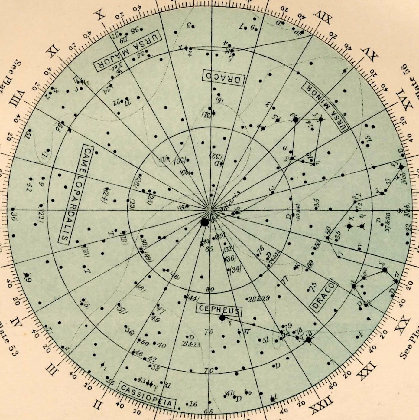 Image result for star charts