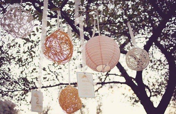 paper lanterns for weddings | ... Head's Favorite Wedding Resource: Paper Lanterns {Wedding Details