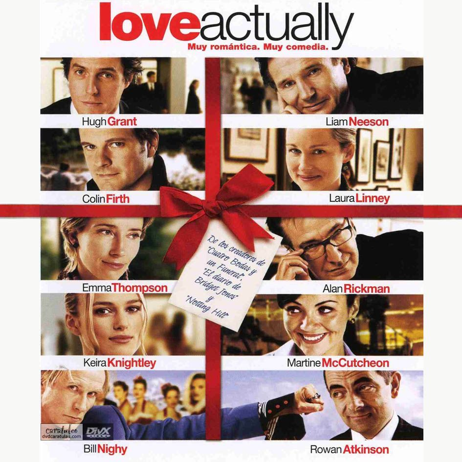 Love Actually Love Actually Best Holiday Movies Christmas Movies