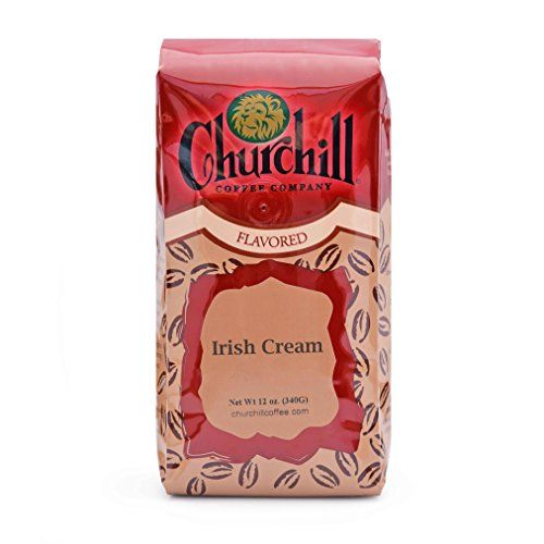 Churchill Coffee Irish Cream 12 oz  Ground >>> For more information, visit image link.