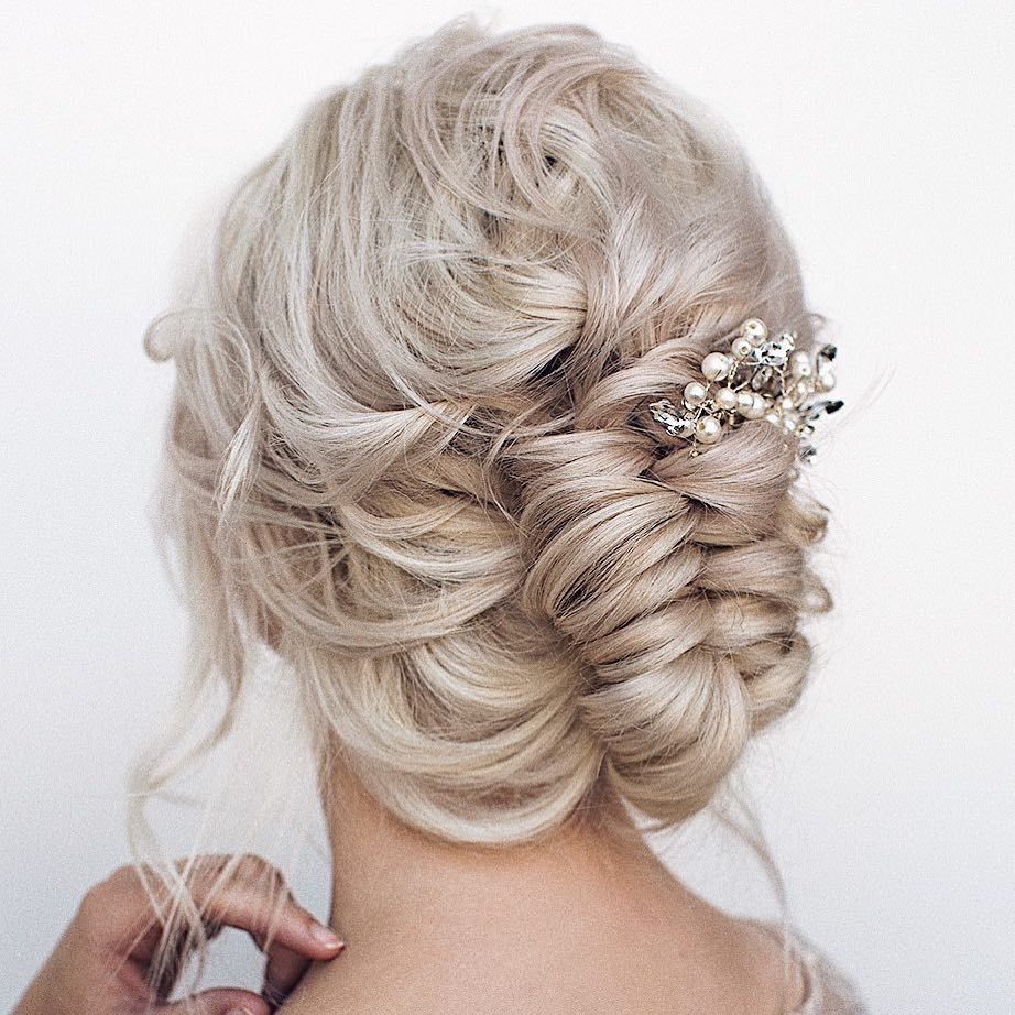 Top long wedding hairstyles and updos for in wedding