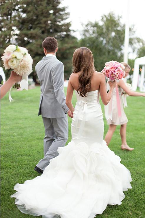 Stunning Wedding Gown Wedding Dresses Glam Wedding