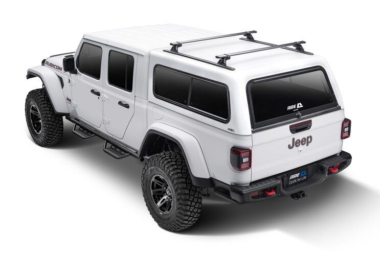 Jeep Gladiator Bed Cap In 2020 Jeep Gladiator Jeep Pickup Badass Jeep