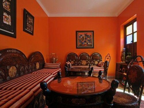 22 marokkanische Wohnzimmer Deko Ideen - Einrichtungsstil aus dem ...