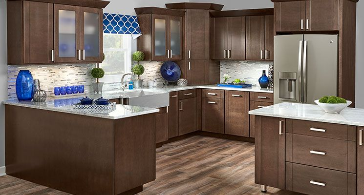 aero kitchen cabinets bath vanities mid continent cabinetry rh pinterest com
