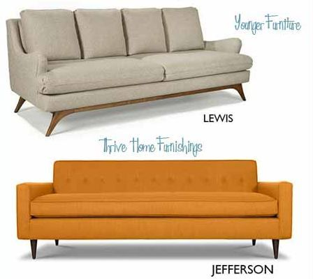 Best 240 Affordable Mid Century Modern Style Sofas From 33 640 x 480