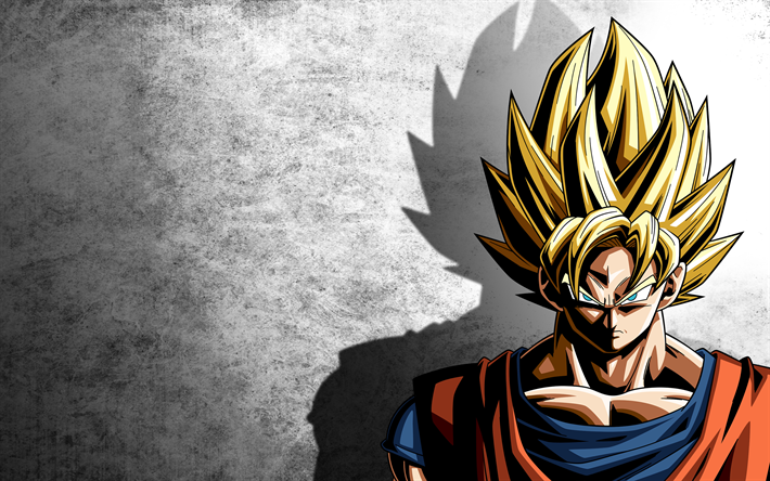 Download Wallpapers Son Gohan Dragon Ball 4k Anime