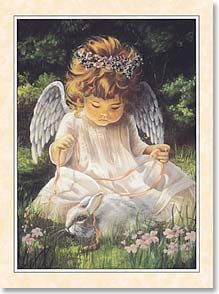 Sandra Kuck - * This print has alway's reminded me of my daughter when she was little.