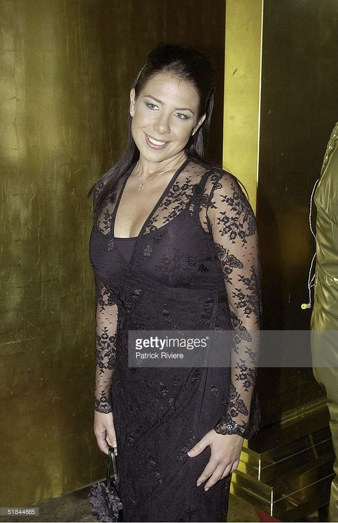 Kate Ritchie Logies 2002