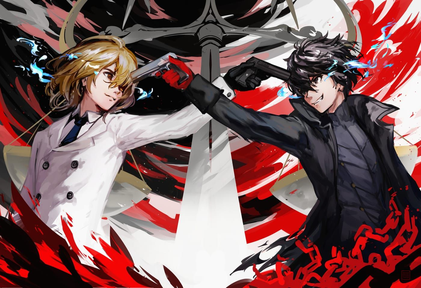 WATCH First 6 Minutes of 'Persona 5 The Animation